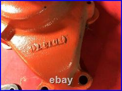 1955-1962 C1 Corvette Front Motor Mount Assembly Complete With Rebuilt Waterpump
