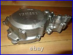 1998 Yamaha YZ250 YZ 250 Right Motor Clutch Cover & Water Pump 3SP-Y1543-10-00