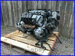 1999 2002 Mercedes W210 E55 W208 Clk55 V8 Amg Engine Motor Transmission Oem