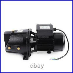1HP Water Pump Motor Shallow Well Jet Pump High Pressure Heavy Duty Jet Pump USA