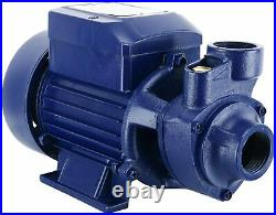 1/2HP Centrifugal Clean Clear Water Pump Electric Industrial Pool Pond Pump Farm