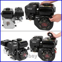 212CC-7.5HP Gas Powered Go Kart Log Splitter Water Pump Engine Motor New