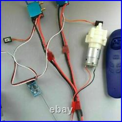 775 Motor Kit Water-cooled ESC+Water Pump Throw Device Set for RC Jet Boat Model