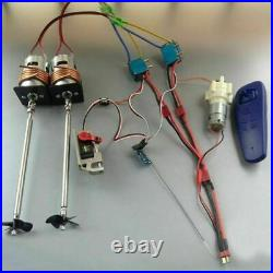 775 Motor Kit Water-cooled ESC+Water Pump Throw Device Set for RC Jet Boats MV