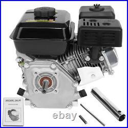 7HP 212CC Gas powered Go Kart Log Splitter water pump Engine motor TEN