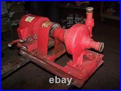 Bell & Gosett 5 HP Centrifugal Water Pump 1-1/2 X 1-1/4 3450 RPM 208-230/460v