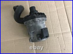 Bmw Oem F01 F10 550 650 750 N63 Twin Turbo Engine Auxiliary Coolant Water Pump