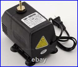 CNC Spindle Motor 2.2KW + Frequency inverter + Mount + ER20 Collet + water-pump