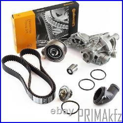 CONTI Zahnriemen + Rollen Wapu Thermostat Audi A4 B5 A6 C4 C5 VW Passat 1.8 1.8T