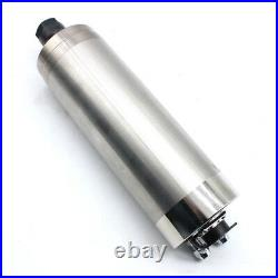 Cnc 2.2kw Er20 Water Cooled Spindle Motor Kit+inverter+clamp+pump+pipe+collet
