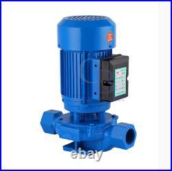 G1-1/2 220V 370W Hot Water Booster Centrifugal Pump Boiler Underfloor Heating