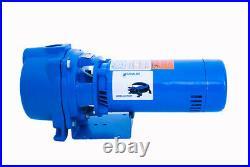 GOULDS Pumps GT15 IRRI-Gator Self-Priming Single Phase Centrifugal Pump, 1.5 hp