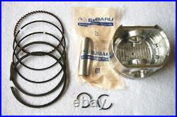 Genuine piston kit for Robin Subaru EX17 EX21 engine motor water pump piston+