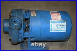 Goulds 351566 3-7/8 Centrifugal Water Pump 1Hp Century 8-134667-01 AC Motor