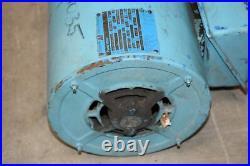 Goulds 3656 1-1/2 x 2-6 5HP Centrifugal Water Pump, Magnetek 6-357734-01 Pump Mo