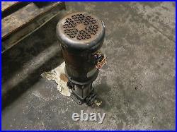 Grundfos 5 HP Motor WithGrundfos CR2 Water Pump, CR2-150 U-G-A-AUUE, Used