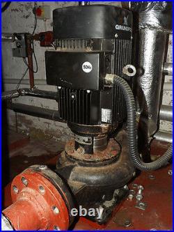 Grundfos Centrifugal Electric Water Pump 415V 3 Phase 4.0kW 50Hz Flood