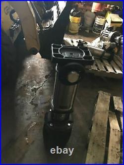 Grundfos crn3-17-A-FGJ-E-HQQE Pump with Baldor 84Z04053 Motor