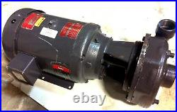 Gusher General Service Ind. Pump 100 GPM TDH=138FT Baldor 10HP 3-phase Motor NEW