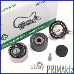 INA 530041631 Zahnriemensatz Wapu Thermostat Audi A4 A6 Passat 3B Superb 2.5 TDI