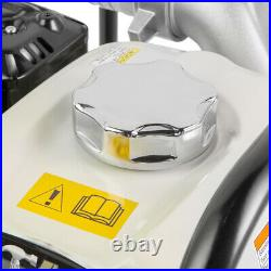 Industrial Gas Semi-Trash Portable 3 inch Honda GX160 Centrifugal Water Pump