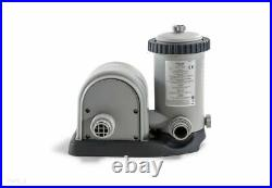Intex 1500 Gal Filter Pump Housing And Motor ONLY (120V) 11471EG