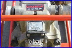 MULTIQUIP 2TH gas powered 2 water PUMP HONDA GX160 MOTOR