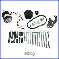 Moroso 63750 Drag Racing Water Pump Motor Kit, Electric, 12V NEW