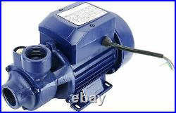 New 1/2HP Electric Industrial Centrifugal Clear Clean Water Pump Pool Pond Farm