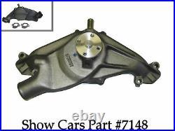 New Water Pump 348 409 W Motor 58,59,60,61,62,63,64 Chevrolet Impala Ss Bel Air