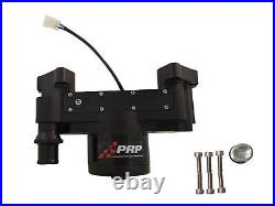 PRP 4551 Chevy LS Electric Race Water Pump, HD Motor for High Flow, Black