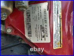 Q Industrial Pressure Washer Honda motor with cat water pump 1700psi