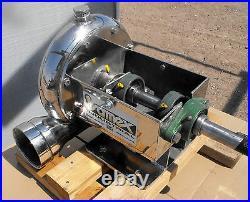 Stainless Steel Salt Water Pump (centrifugal) 4X4 750 GPM CCW Threaded