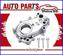 TIMING CHAIN KIT WATER PUMP OIL PUMP for 04-19 BUICK CADILLAC CHEVY GMC 3.0 3.6L