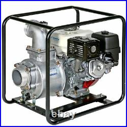 Tsurumi 2 Honda 4HP Gas Engine Centrifugal Water Pump