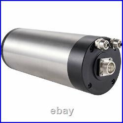 VEVOR 1.5KW Water Cooled Spindle Motor 110V + VFD Inverter + Clamp+ Pump+ Pipe