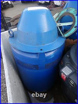 WEG High thrust Hollow Vertical Motor AND ONE WATER PUMP
