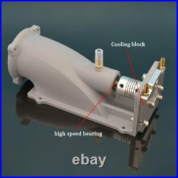 Water Jet Boat Pump Spray Water Thruster With Reversing System 40mm for RC Model