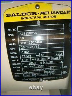 Water Pump, AMPCO 10 HP Centrifugal Pump with Baldor Motor, AMPC0 ZC2 10hp pump