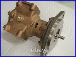Water Pump Caterpiller Sherwood P1732c Marine Engine 3126 Cat Diesel Boat Motor