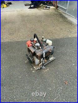 Yanmar Diesel Water pump 3.5kw Trash Sludge Centrifugal Manual start L48AE-D3YC